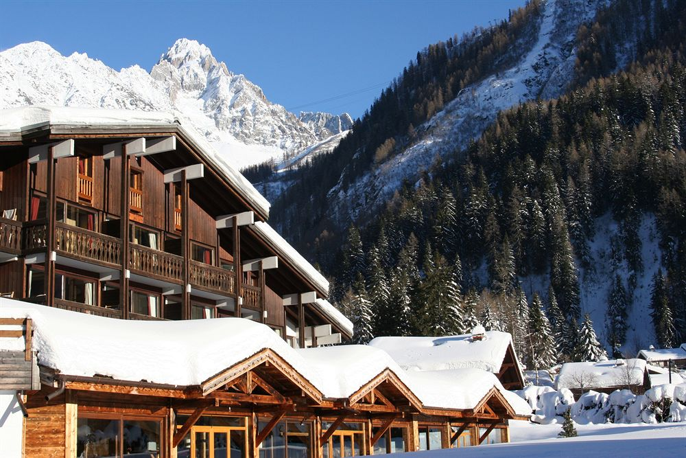 Hotel Les Grands Montets In Argentiere The Snowco Com